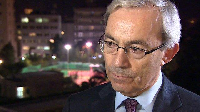 "Eurozone future ""bleak"", says Pissarides"