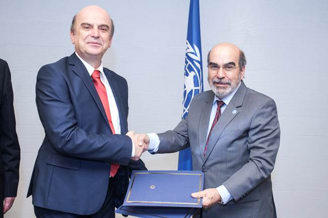 FAO set to open an office in Albania