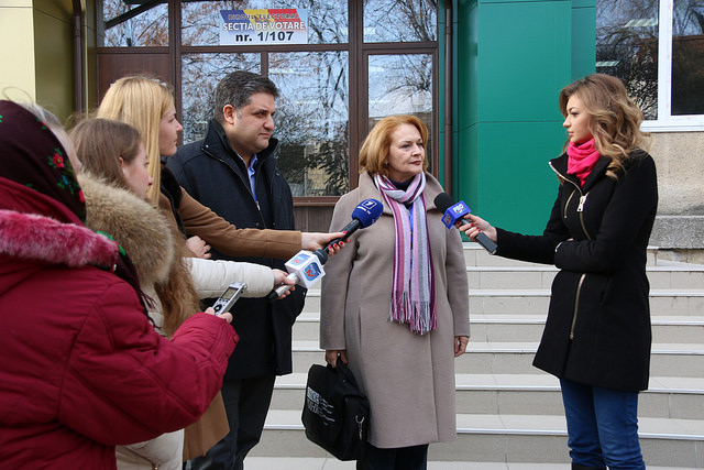 Polls in Moldova held amid geopolitical aspirations, says Arta Dade, head of OSCE PA