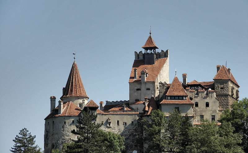 Dracula Park project floated again in Romania