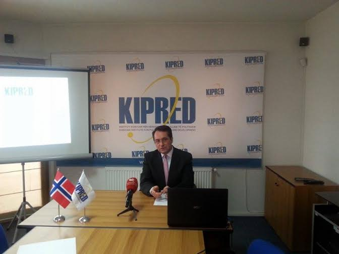 KIPRED: Dissolution of former Yugoslavia has caused mistrust and hostility among the Balkan people