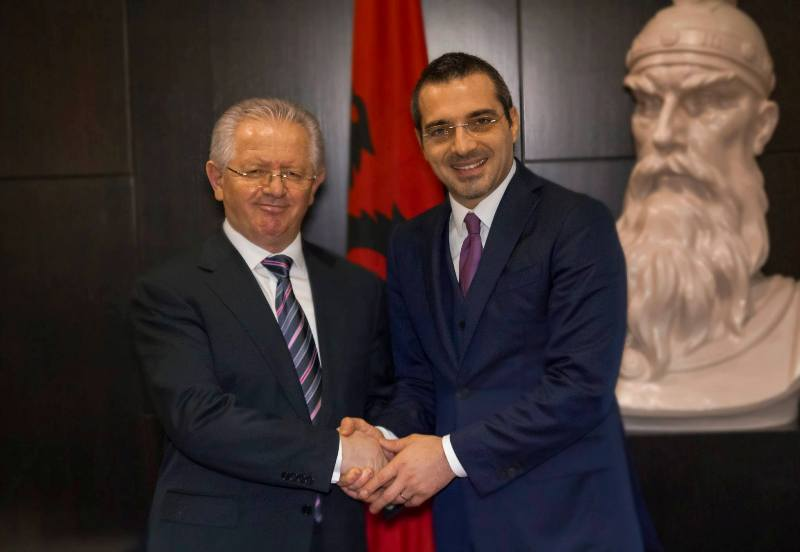 Terrorism, Albania and Kosovo decide to join efforts