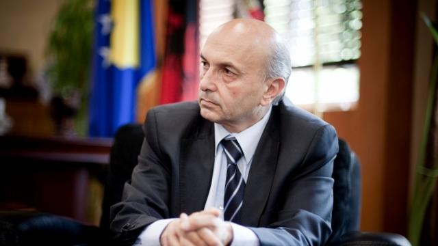 PM Mustafa removes Serb minister Aleksandar Jablanovic from the government cabinet