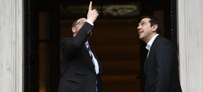 Greek government sending mixed signals as EU officials visit Athens