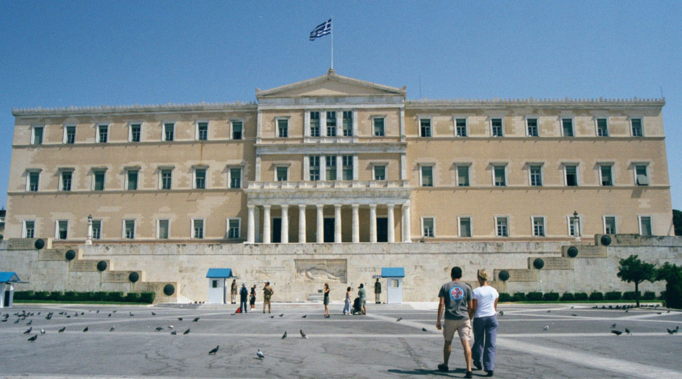 Express-procedures for the new Parliament in Greece