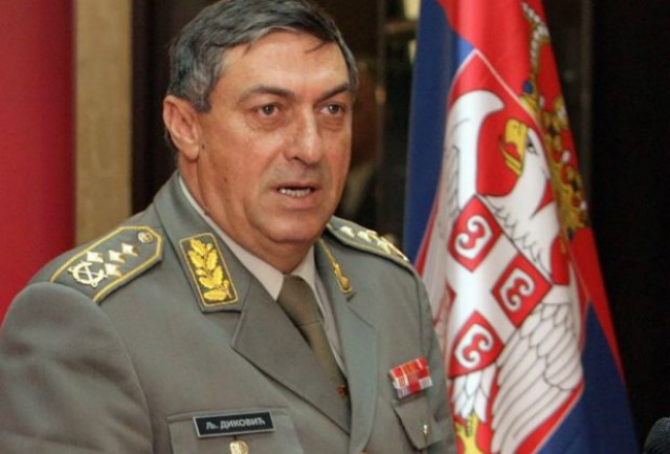 Serb army senior official is accused for direct participation in war crimes committed in Kosovo
