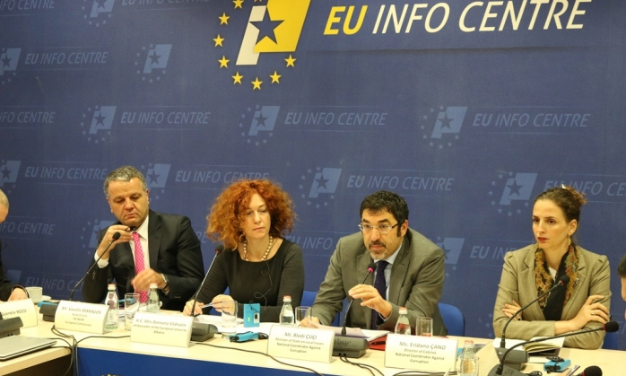 EU-funded project sets clear recommendations on Anti-corruption in Albania