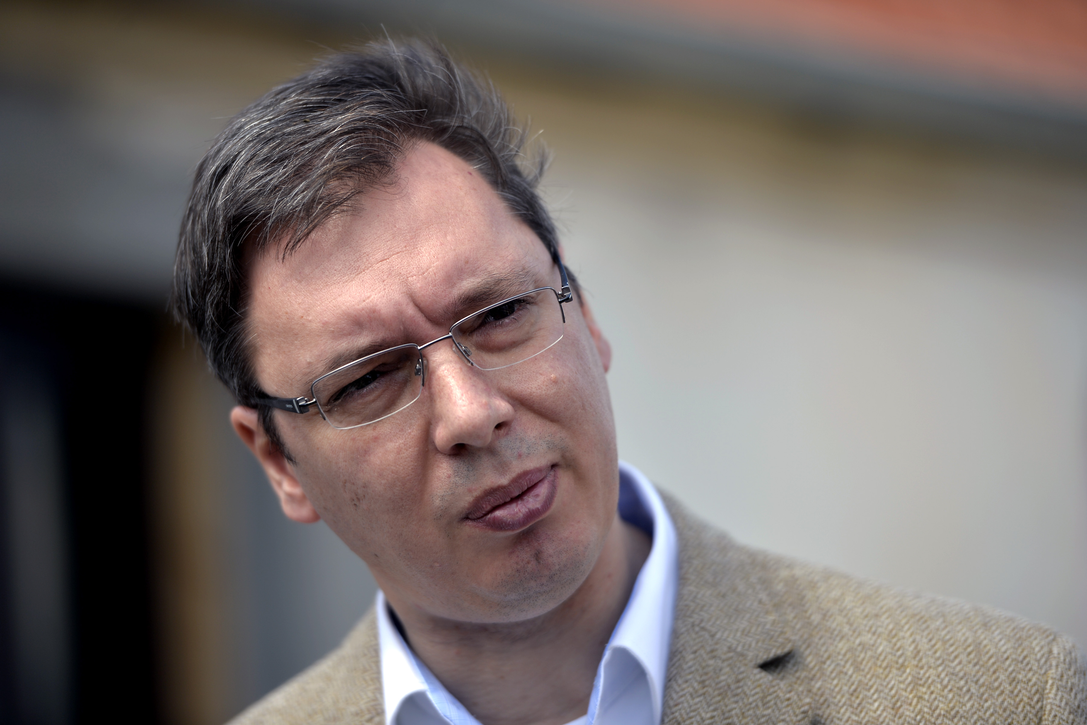Vucic does not believe in politics of Tsipras