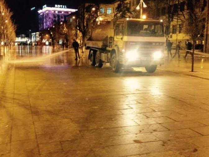 Pristina returns to normality, protests will continue