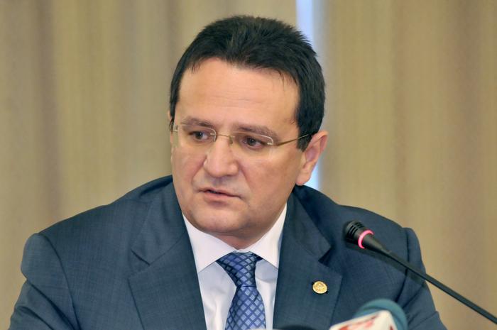 Romanian secret service head's surprise resignation raises eyebrows