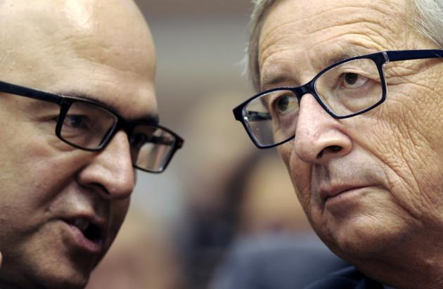 Juncker – Moskovisi ready to discuss the Greek requests