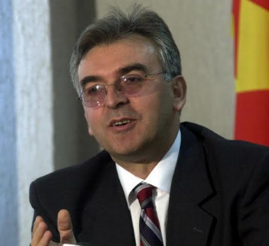 Former head of secret services in FYROM arrested