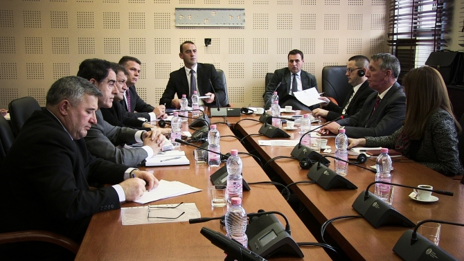 MPs worried over security in Kosovo