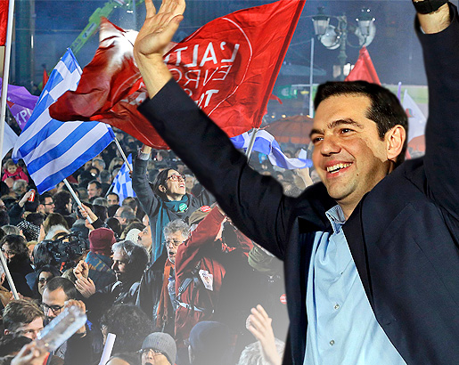 SYRIZA claims historic victory in Greek election