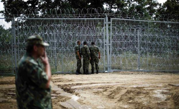 Bulgarian military to provide logistical support for securing border with Turkey – Defence Minister