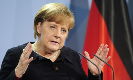 Merkel: We will find a European solution for Greece