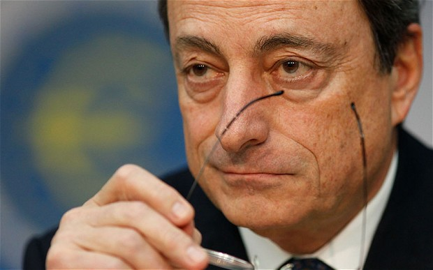 ECB Bond-Buying Plan Includes Greece Under Strict Conditions