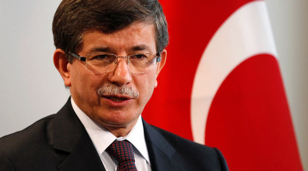 Davutoglu's London visit focused on ISIS riddle