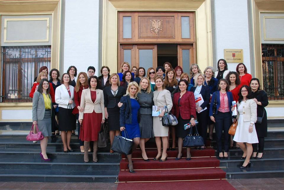 Political Parties to nominate 50% women for Mayors across Albania