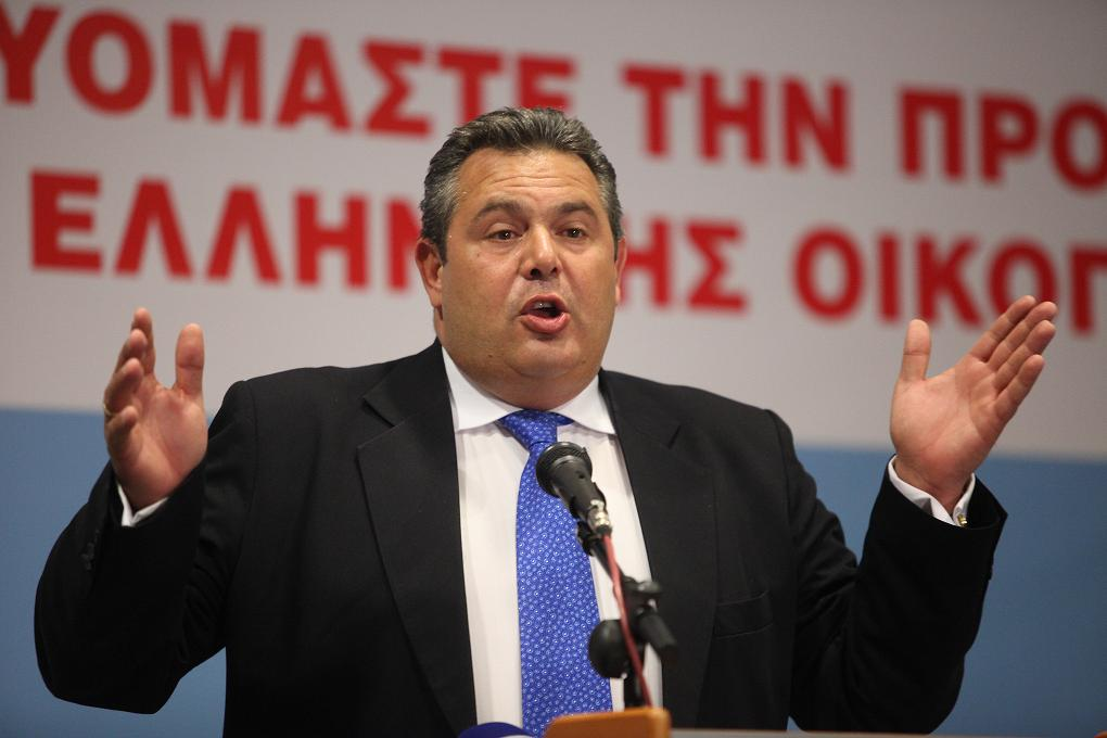 Panos Kammenos: The difference SYRIZA-ND has exceeded 7 points