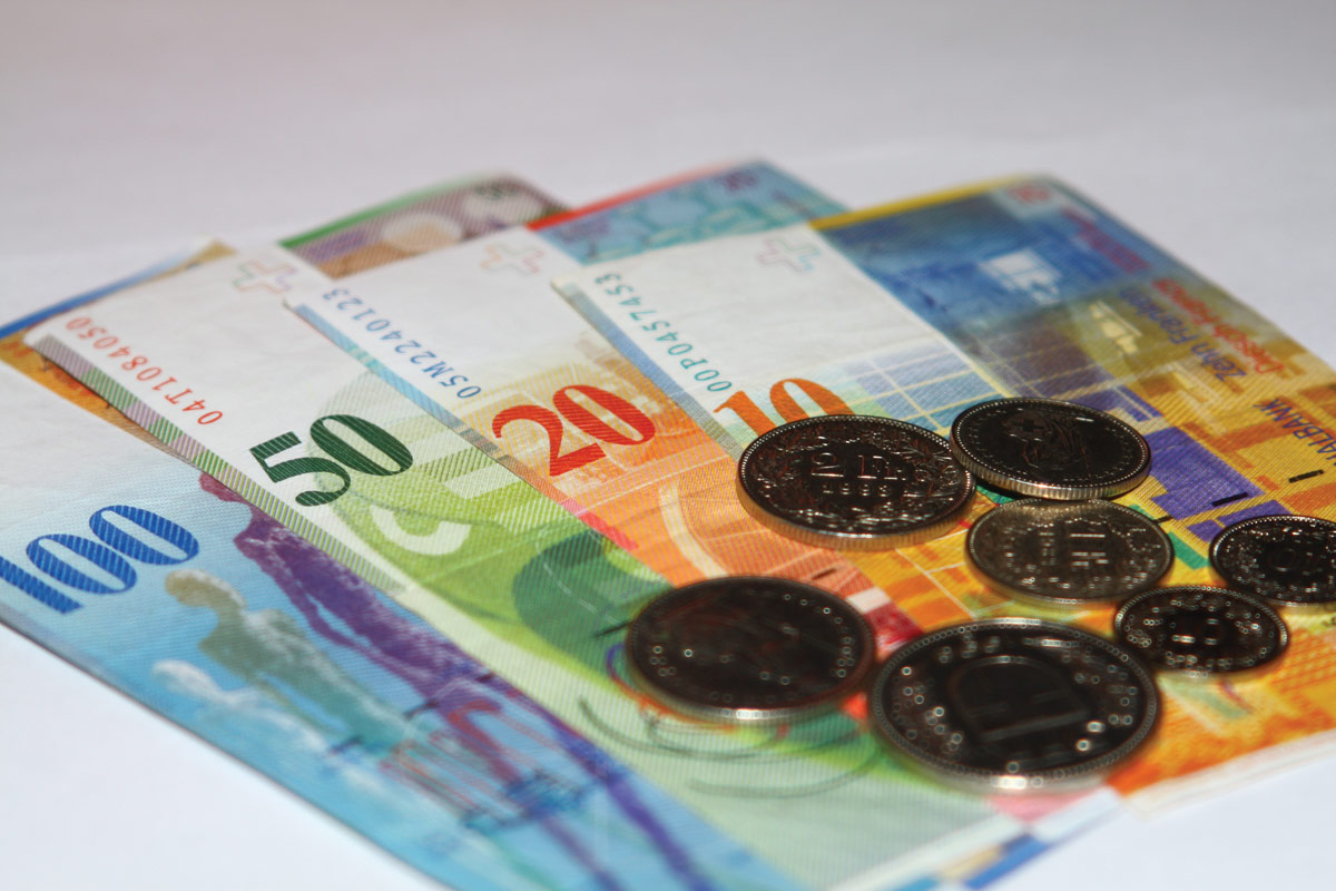 Swiss franc's sudden appreciation puts Romanian lawmakers on alert