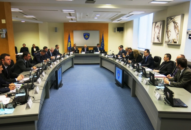 Trepca mine is property of the institutions of Kosovo, says the government