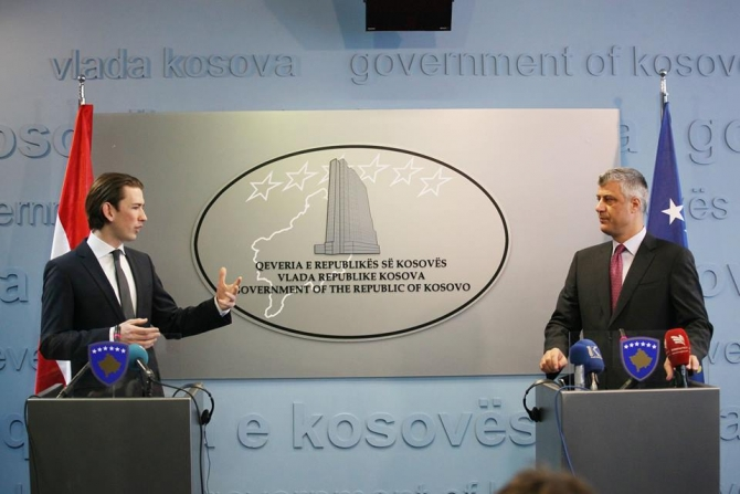 No tolerance against extremism and radicalism, says Kosovo's PM
