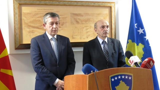Joint government meetings between Pristina and Skopje at the focus of discussions between Mustafa and Xhaferri