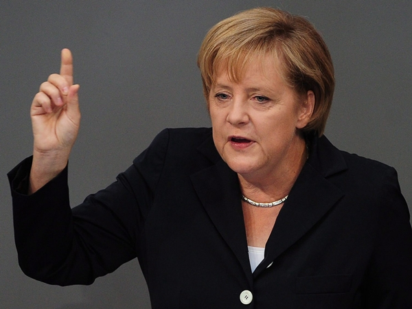 Merkel: This is not the week of destiny for the euro – the Greeks will vote responsibly