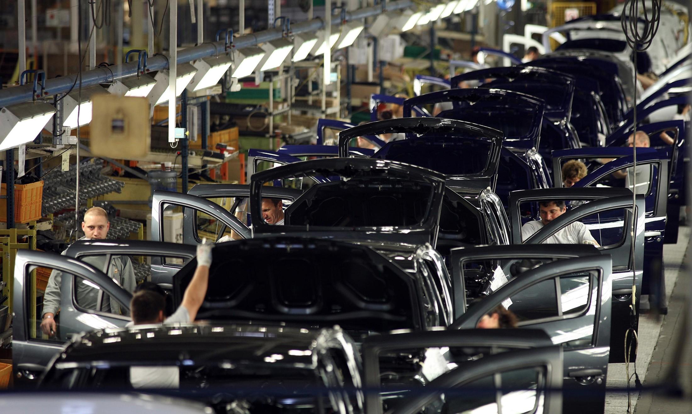 Romania car maker Dacia breaks the 500,000 international sales stage