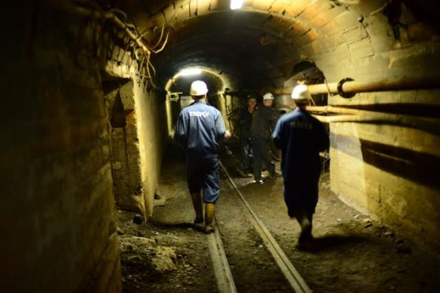 Trepce's mine is a property of Kosovo, Serbia reacts