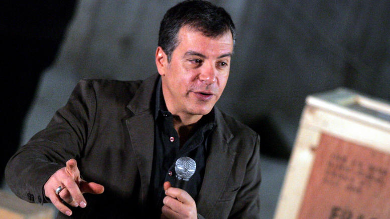 Theodorakis: The River stands against ENFIA and Auctions