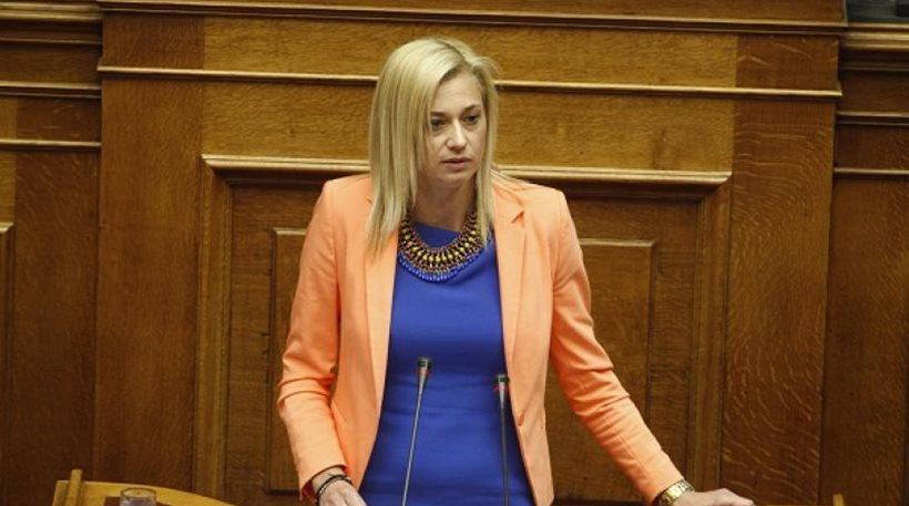 Rachel Makri: 'If necessary, we will print 100 billion euro ourselves'