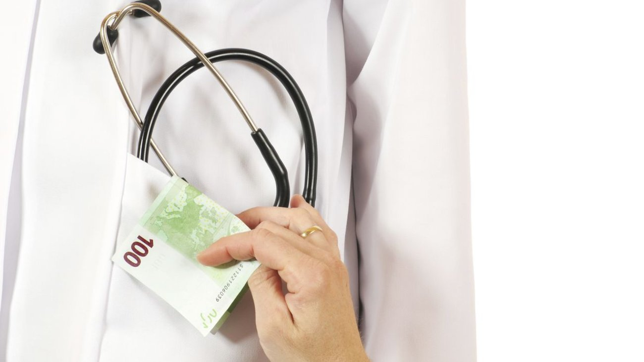 Montenegro: highest corruption perceptions in the health sector