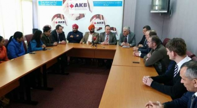 Indian businesses are interested to invest in Kosovo