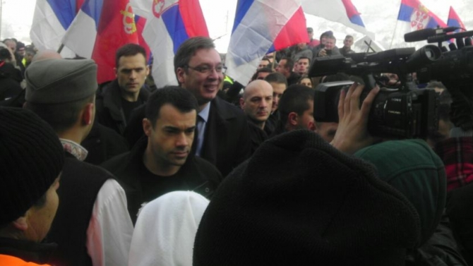 Kosovo is the cradle of Serbia, says PM Vucic
