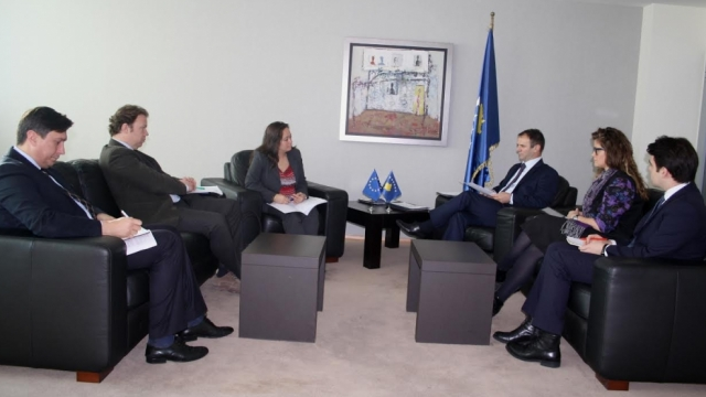 European Commission supports the Ministry of Justice