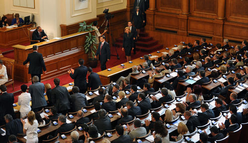 Bulgaria plans legislative changes to fight terrorism