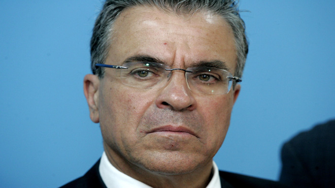 Dinopoulos: No derogatory spoke to the chairman of DIMAR