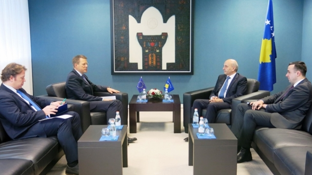 Kosovo has many challenges ahead, says head of EU in Pristina