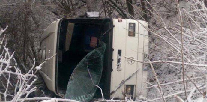 Montenegro: 3 dead, 13 injured in bus accident