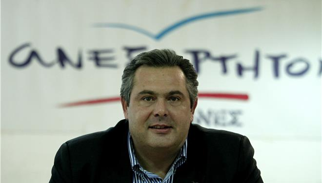 Panos Kammenos: Democracy and Sovereignty at Stake in Greek Elections