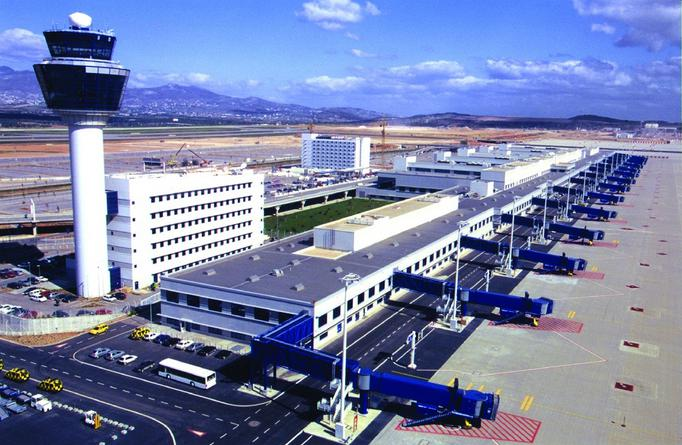 A total of 15.2 million passengers used 'El. Venizelos' airport in 2014