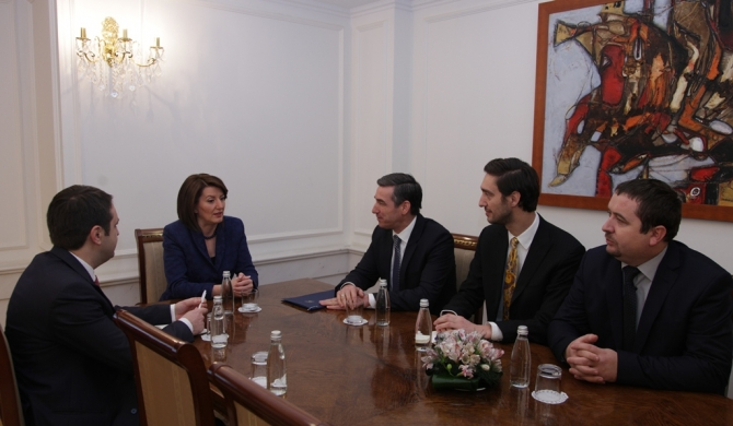 President Jahjaga and parliamentary speaker Veseli engaged in the fight against terrorism