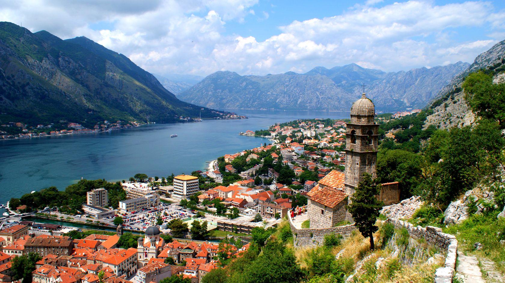 Montenegro top tourist destinations for 2015