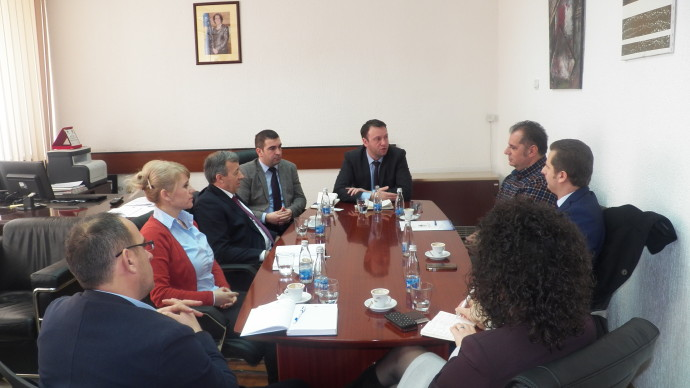 Ministry of Labor and Kosovo Commercial Chamber to cooperate for the creation of new jobs