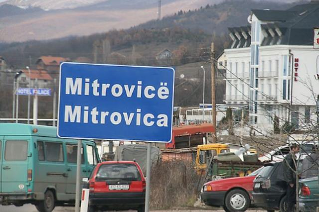 Explosion in the north of Mitrovica