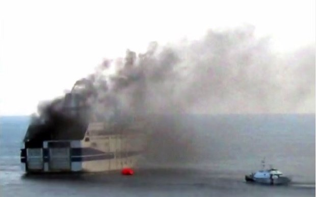 Confusion over survivors of Norman Atlantic ferry fire continues