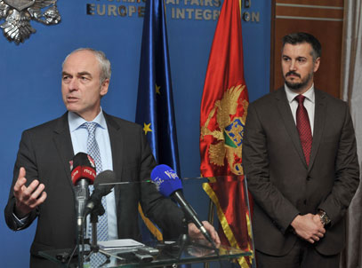 Brussels requests results from Montenegro in the fight against crime and corruption