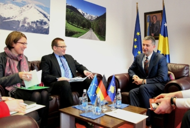 Kosovo is close to delivering the criteria for the visas